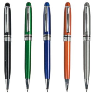 penna a scatto refill jumbo