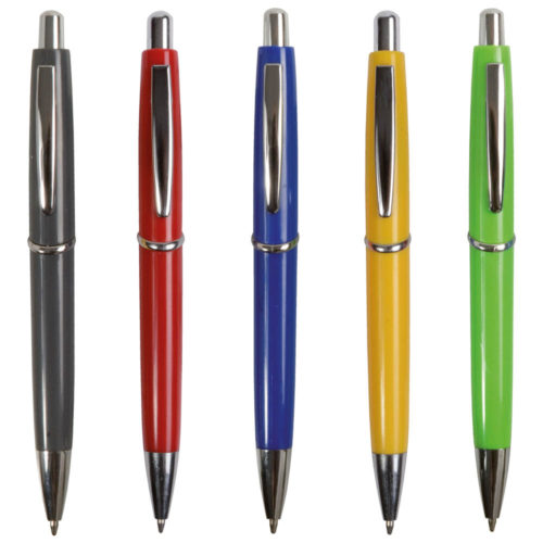 Penna a scatto Plastica ABS refill jumbo
