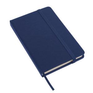block notes 15 x 21 cm colore blu