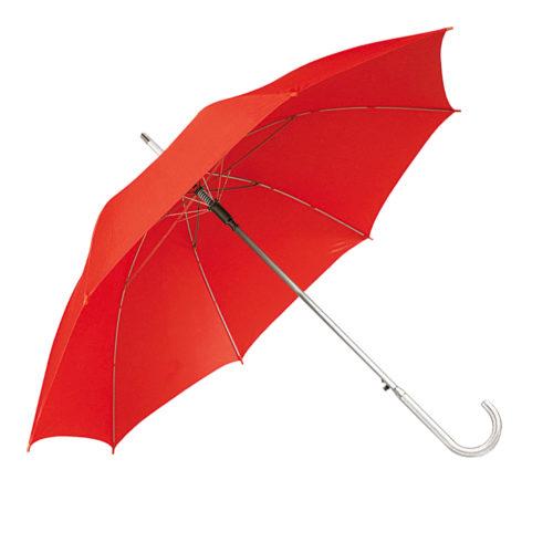 ombrello automatico standard rosso