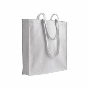 shopper cotone bianco