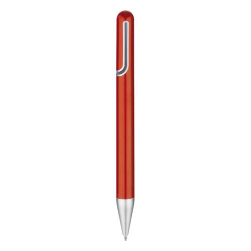 Penna a sfera con clip sagomata