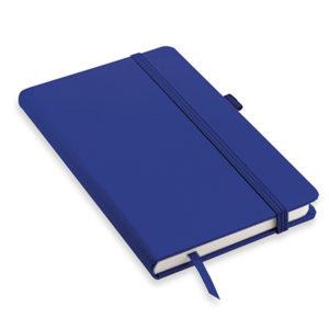 Quaderno appunti con porta penna