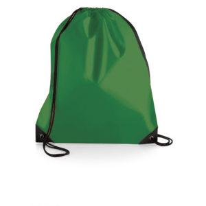 zainetto poliestere verde