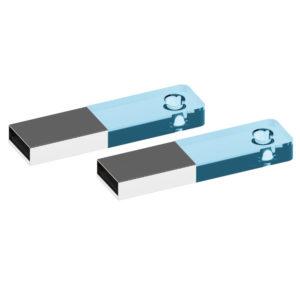chiavetta USB in plexiglas 8 GB
