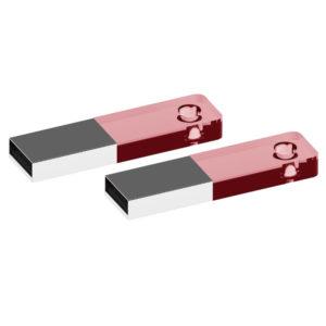 chiavette usb in plexiglas 4 gb