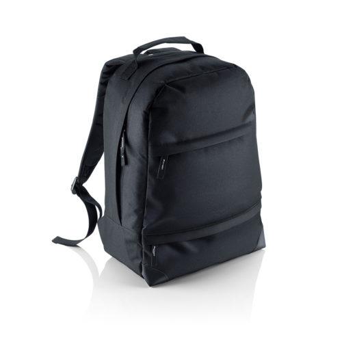Zaino portacomputer accessoriato colore nero